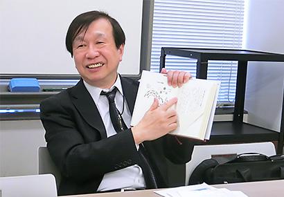 奥野 卓司教授