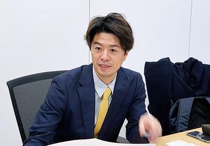中村 圭志氏