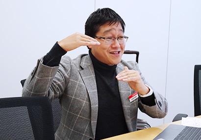 福井 直樹氏