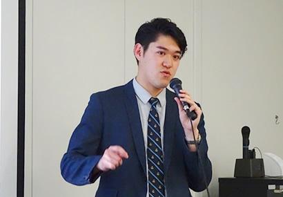 守田 健太朗氏