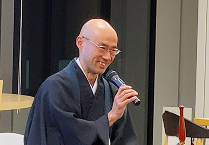 内田 一道氏の写真