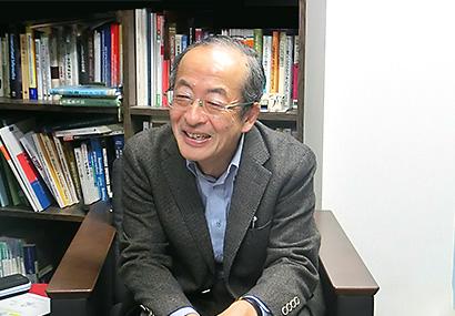 西田 豊明教授