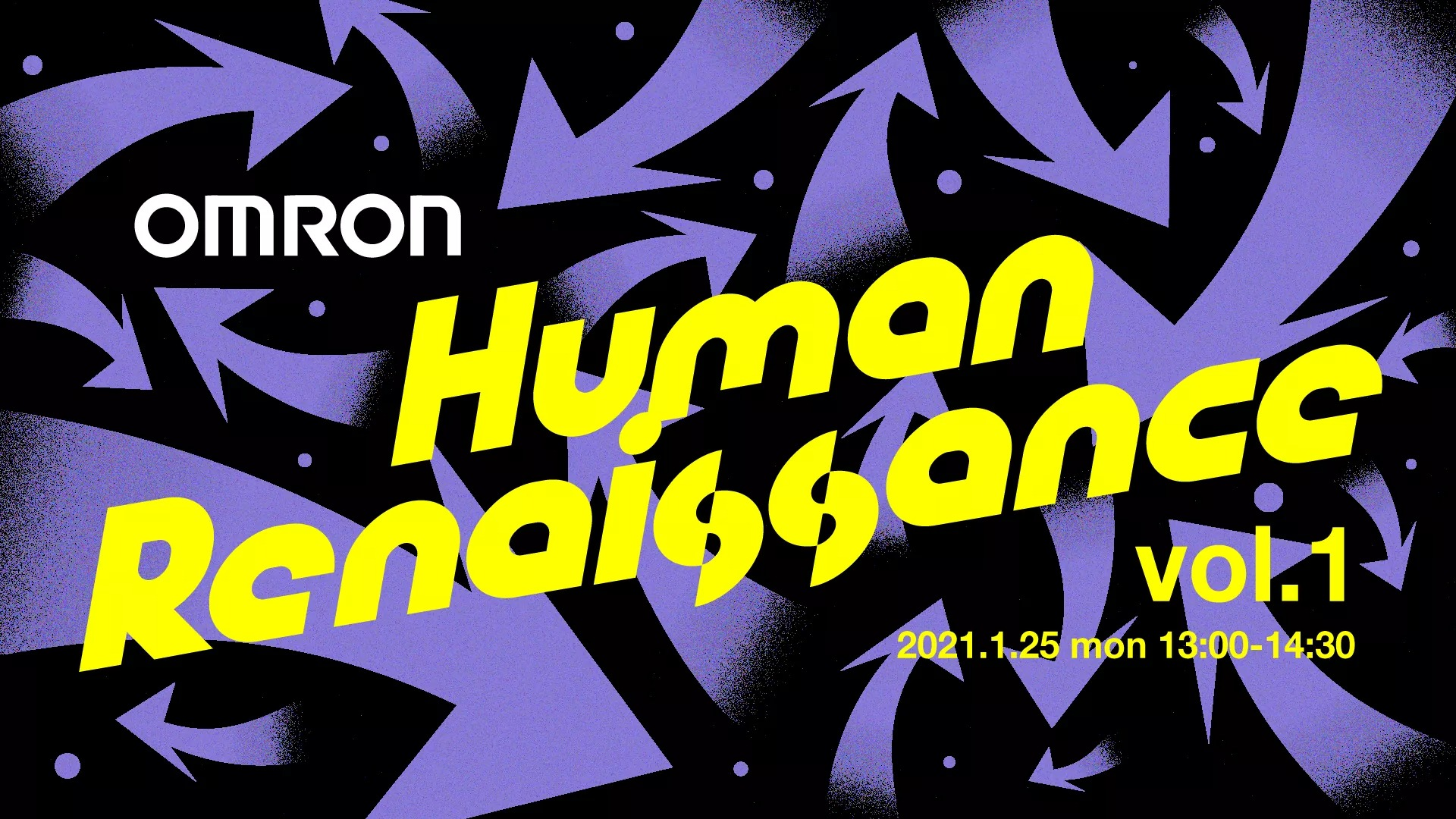 OMRON Human Renaissance vol.1