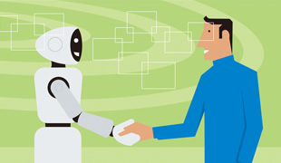人と機械の関係の未来ビジョン